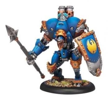 Cygnar Lancer Light Warjack PLASTIC BOX - фото 15863