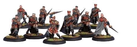 Khador Allies Kayazy Assassins Unit BOX - фото 15879