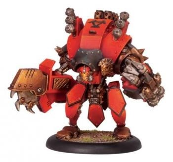 Khador Torch Character Heavy Warjack BOX - фото 15895