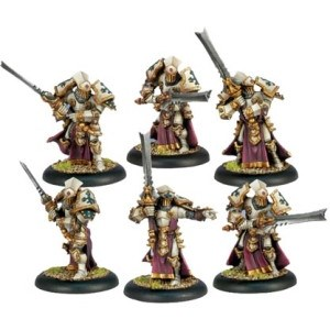 Protectorate Knights Exemplar Unit BOX - фото 16157