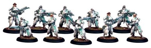 Dawnguard Invictors Retribution Unit (10 Models) BOX - фото 16285