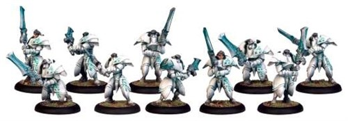 Dawnguard Sentinels Retribution Unit BOX - фото 16302