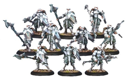 Retribution Houseguard Halberdier Unit (10 Models) BOX* - фото 16388