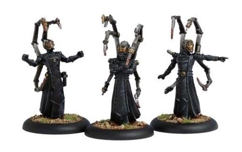 Cryx Allies Cephalyx Overlords BLI - фото 16465