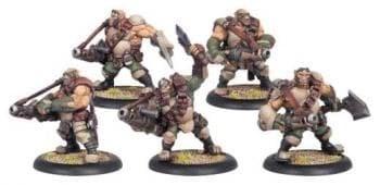 Mercenary Ogrun Assault Corps Unit BOX - фото 16537