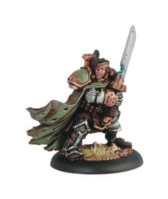 Mercenary Warcaster Magnus the BLI - фото 16552