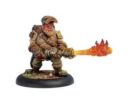 Mercenary Thor Steinhammer BLI - фото 16565