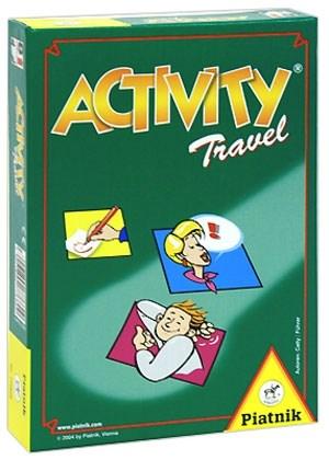 Настольная игра: Activity Travel (для путешествующих), арт. 776809 - фото 16609