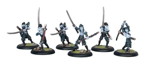 Legion of Everblight Blighted Sword BOX - фото 16786