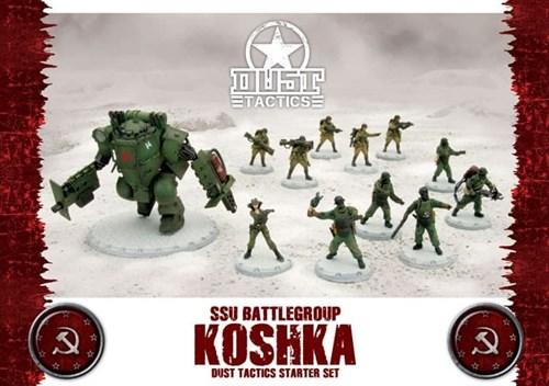 Battlegroup Koshka Starter Set - фото 16887