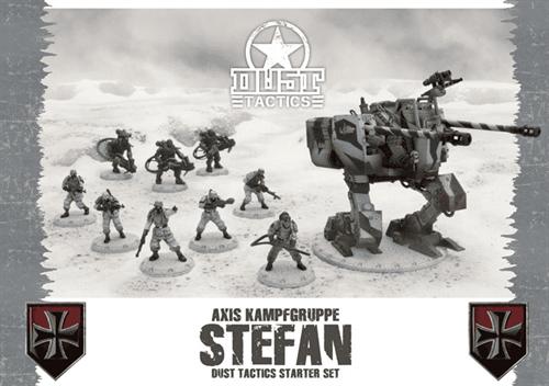 Kampfgruppe Stefan Starter Set - фото 16895