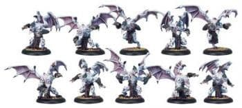 Legion of Everblight Blighted Nyss BOX - фото 16936