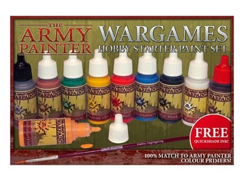 Warpaints Starter Paint Set (5) - фото 16968