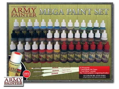 Warpaints Mega Paint Set 2013 - фото 16971