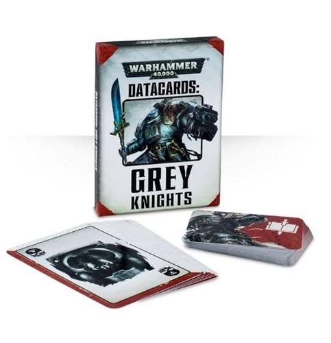 Информационные Карты: Серые Рыцари (Datacards: Grey Knights (eng)) .57-02-60 - фото 17150