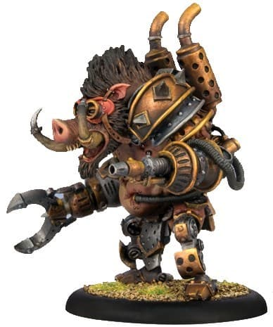 Minions Roadhog Warbeast BOX - фото 17191