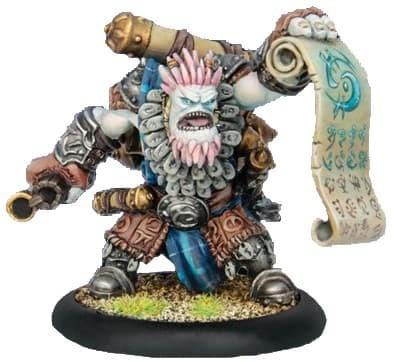 Trollblood Trollkin Sorcerer BLI - фото 17273