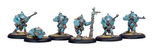 Trollblood Pyg Bushwackers Unit BOX - фото 17550