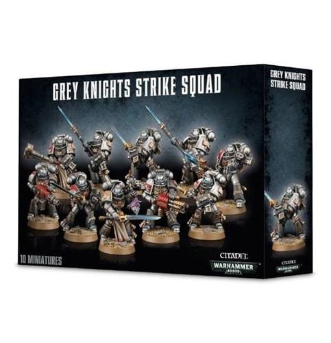 Grey Knights Strike Squad - фото 17769