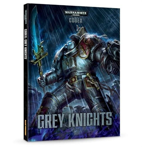 Codex: Grey Knights (English) - фото 17771