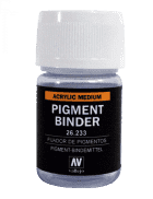 PIGMENT BINDER 35ML. - фото 17785