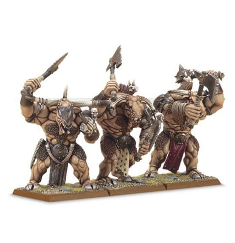 Beastmen Minotaurs - фото 17846