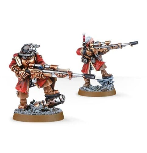 Vostroyan Snipers - фото 17875
