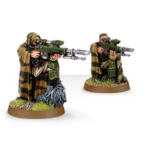 Cadian Snipers - фото 17879