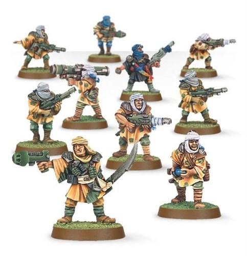 Tallarn Squad - фото 17894