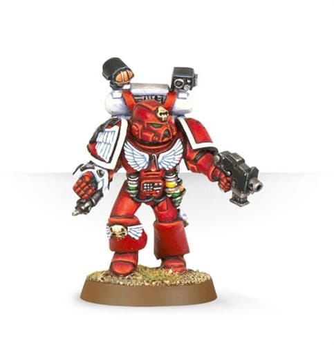 Blood Angels Sanguinary Priest - фото 17900