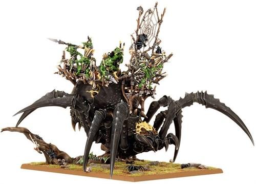 Orcs & Goblins Arachnarok Spider - фото 17981