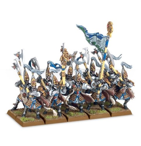 High Elf White Lions Of Chrace - фото 18146