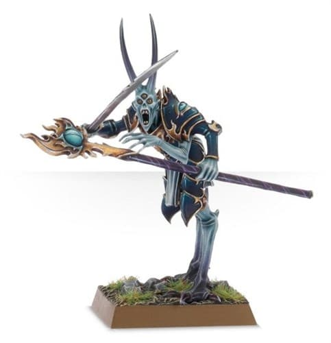Tzeentch Sorcerer Lord - фото 18360
