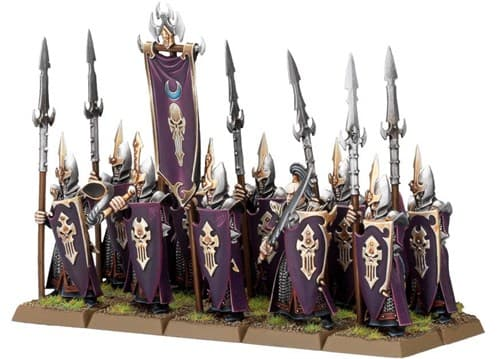 Dark Elves Dreadspears - фото 18389