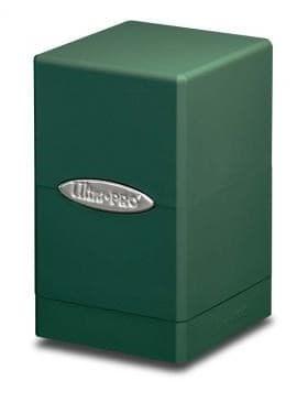 """Коробочка """"Ultra-Pro"""": Сатиновая башня: Зеленая - фото 18728"""