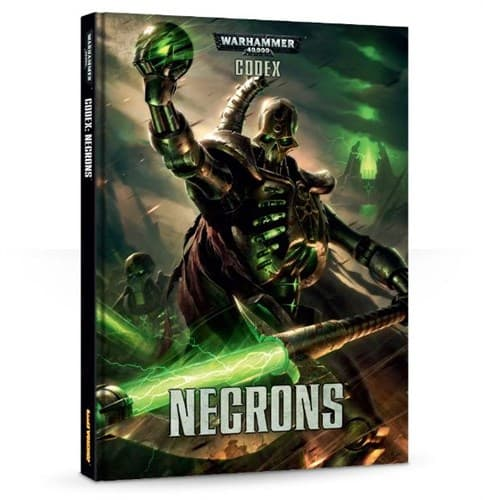 Codex: Necrons (Softback) (English) - фото 19480