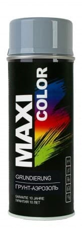 (!) Maxi Color Грунт Серый 0,4л - фото 19600