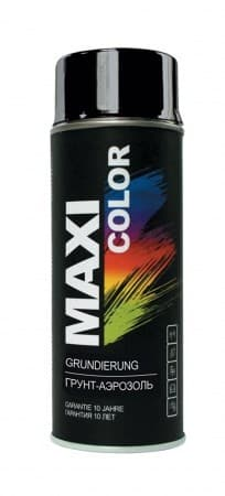 Maxi Color Грунт черный 0,4л - фото 19601
