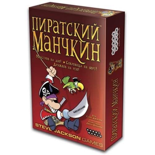 Пиратский Манчкин (2-е рус. изд) - фото 19991