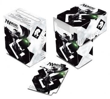 """Коробочка """"Ultra-Pro"""" (магическая пластиковая): рисунок """"Нисса М15"""" - фото 20261"""