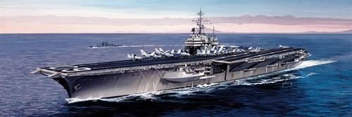 Корабль Uss Saratoga Cv-60 - фото 20585