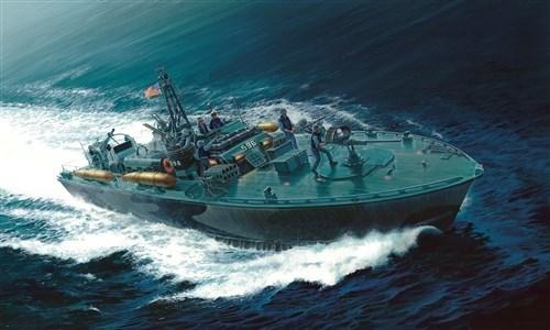 Корабль  ELCO I80 TORPEDO BOAT PT-596 PRM EDITION (1:35) - фото 20595