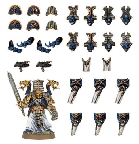 THOUSAND SONS UPGRADE