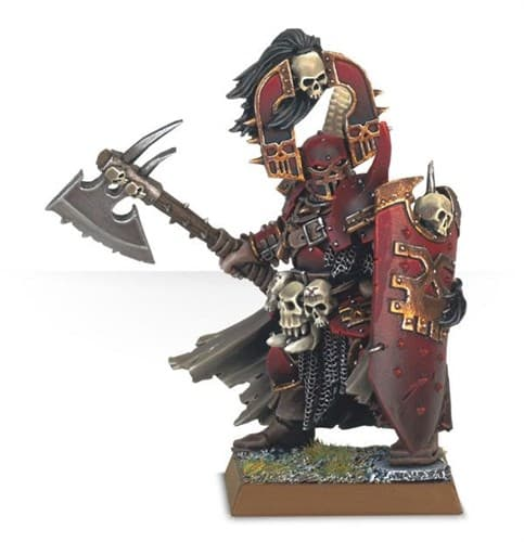 Chaos Khorne Exalted Hero - фото 20778