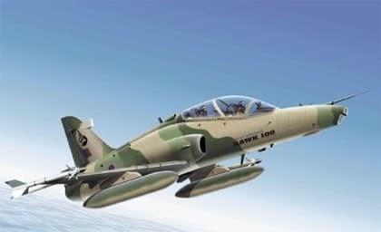 Самолет BAE Hоwk Series Mk 100 - фото 20886