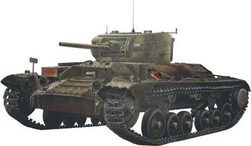 Танк  Валентайн IV (1:35) - фото 20909