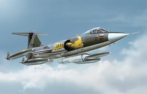 САМОЛЕТ F-104G STARFIGHTER - фото 20938