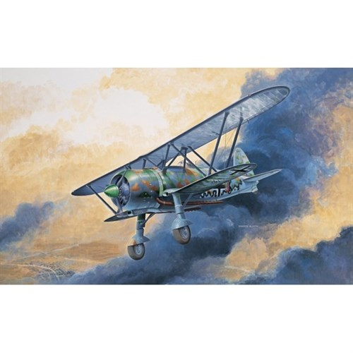 Самолет  Cr.42 Lw (1:72) - фото 20940