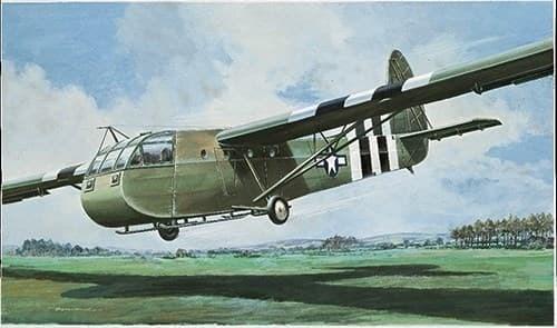 Самолет  WACO CG-4A (1:72) - фото 20945