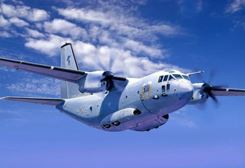 Самолет  C-27j Spartan Prm Edition - фото 20952